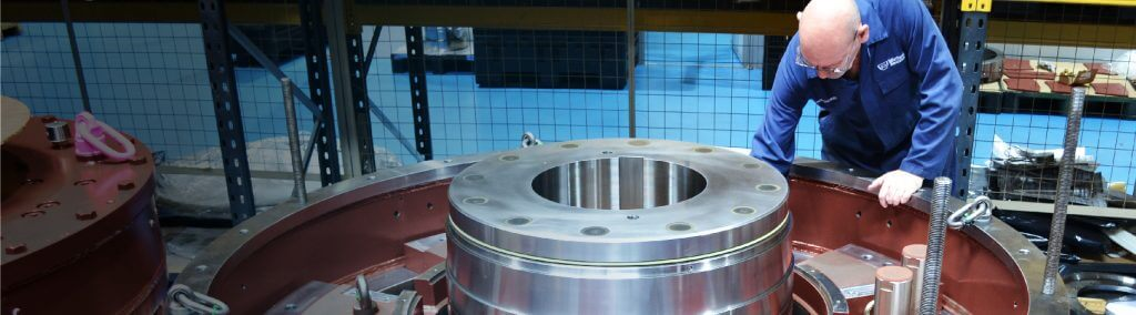 vertical hydrodynamic bearing