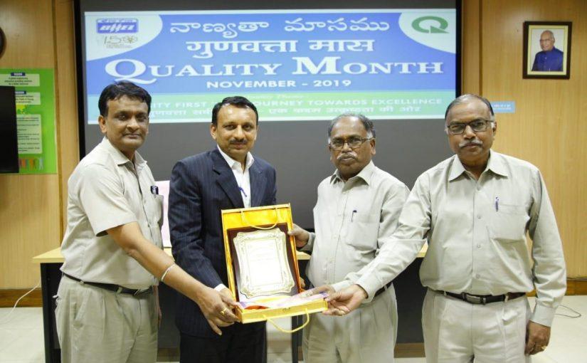 Michell Bearings India wins 'Best Vendor Award'