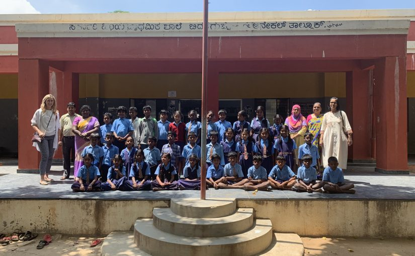 Michell Bearings India supports local primary schools